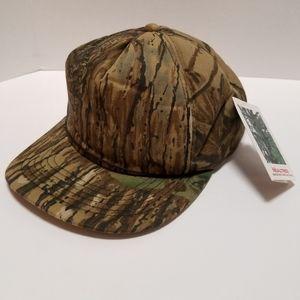 NWT Realtree Adjustable Camoflage Hat